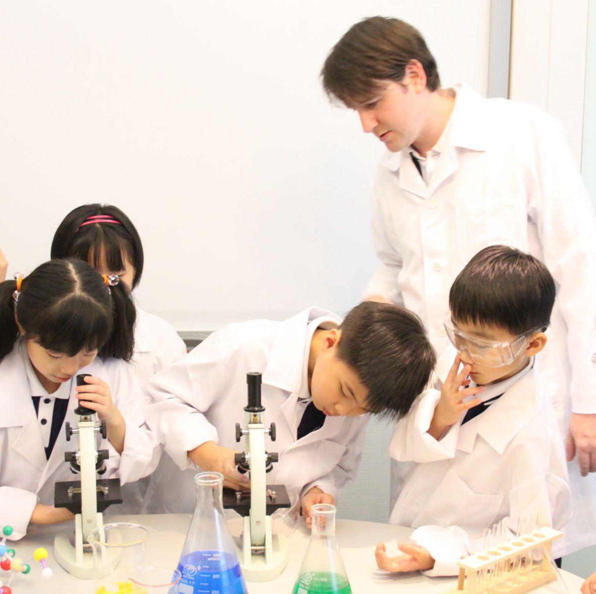 顯微鏡探索